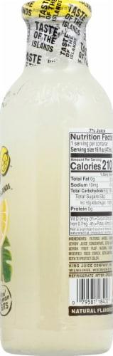 Calypso Original Lemonade Perspective: right