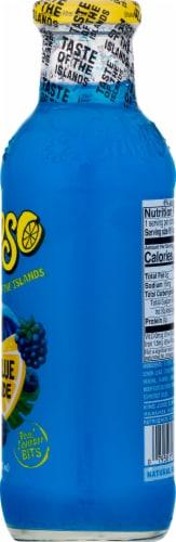 Calypso Ocean Blue Lemonade Perspective: right