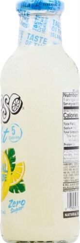 Calypso Light Original Lemonade Perspective: right