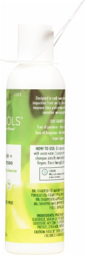 EcoTools Makeup Brush Shampoo Perspective: right