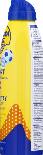 Banana Boat Kids Sport Sunscreen Spray SPF 50+ Perspective: right