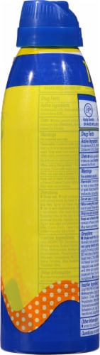 Banana Boat® Kids Sport Sunscreen Spray Twin Pack 2 Count SPF 50+ Perspective: right