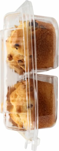 Ann Marie's Sugar Free Banana Nut Mini Muffins 6 Count Perspective: right