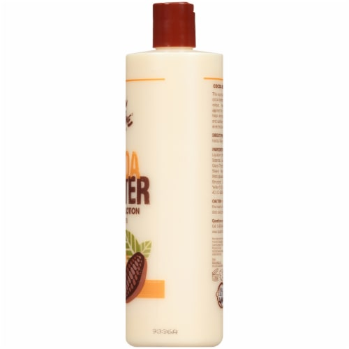 Queen Helene Cocoa Butter Hand and Body Lotion Perspective: right