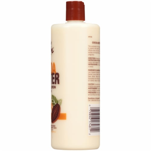 Queen Helene Cocoa Butter Hand & Body Lotion Perspective: right