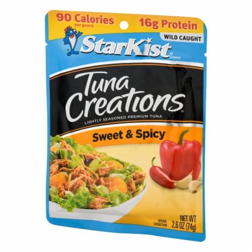 StarKist Tuna Creations Sweet & Spicy Seasoned Tuna Perspective: right