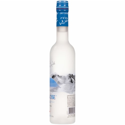 Grey Goose Vodka Perspective: right