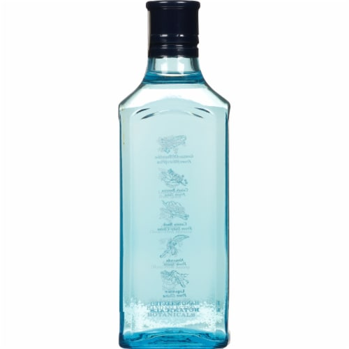 Bombay Sapphire Gin Perspective: right