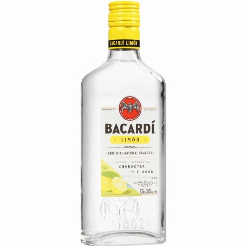 Bacardi Limon Rum Perspective: right