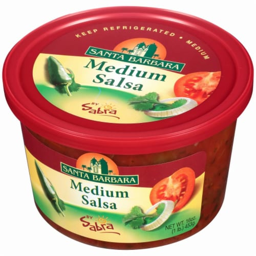Santa Barbara Medium Salsa Perspective: right