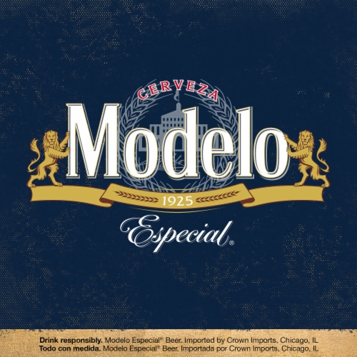 Modelo Especial Imported Beer Perspective: right