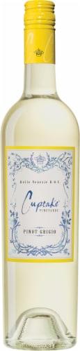 Cupcake Vineyards Pinot Grigio White Wine Perspective: right