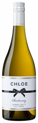Chloe Chardonnay White Wine Perspective: right