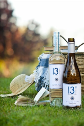 13 Celsius Sauvignon Blanc White Wine Perspective: right