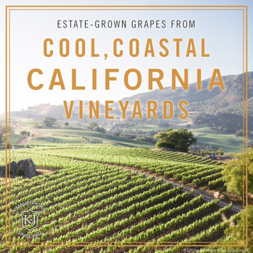 Kendall-Jackson Vintner's Reserve Pinot Gris White Wine Perspective: right