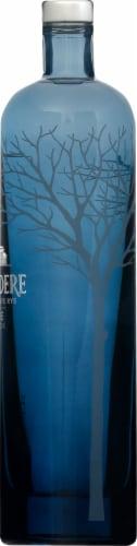 Belvedere Lake Bartezek Single Estate Rye Unflitered Polish Vodka Perspective: right