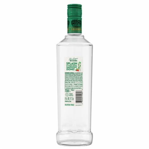 Smirnoff Zero Sugar Infusions Watermelon & Mint Vodka Perspective: right