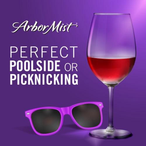 Arbor Mist Blackberry Merlot Red Wine Perspective: right