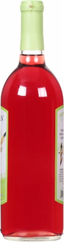 Duplin® Easy Sweet Red Muscadine Wine Perspective: right