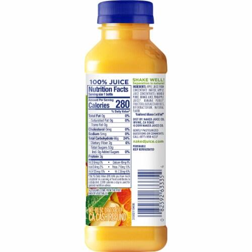 Kroger - Naked Juice Green Machine No Sugar Added 100% Juice Smoothie Drink, 15.2 fl oz