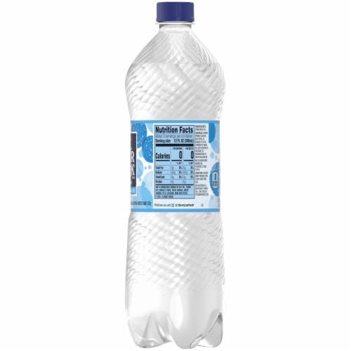 Deer Park Natural Sparkling Bottled Water Perspective: right