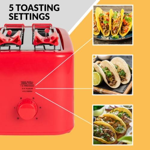 Taco Tuesday Taco Toaster Perspective: right