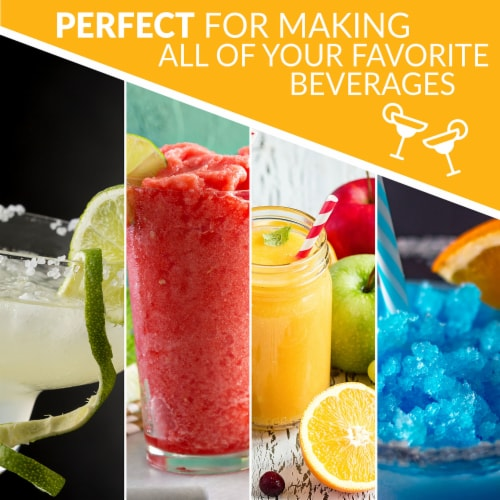 Taco Tuesday Frozen Beverage Station - Green Perspective: right