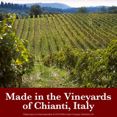 Ruffino Chianti Superiore Red Wine Perspective: right