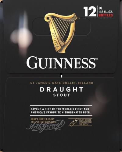 Guinness Draught Stout Perspective: right