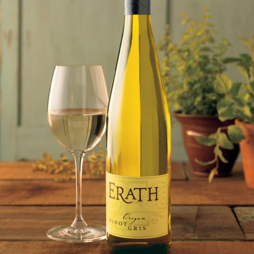 Erath Pinot Gris Perspective: right