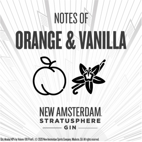 New Amsterdam Gin Perspective: right