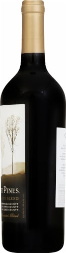 Ghost Pines Red Blend Red Wine 750ml Perspective: right