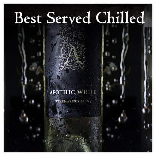Apothic White Blend White Wine Perspective: right