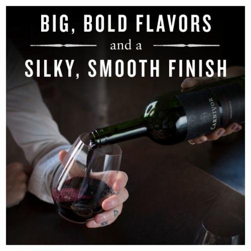 Carnivor Cabernet Sauvignon Red Wine Perspective: right