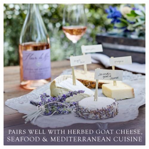 Fleur de Mer Wine Cotes De Provence Perspective: right