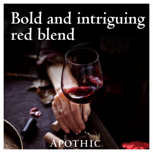 Apothic Inferno Red Blend Red Wine 750ml Perspective: right