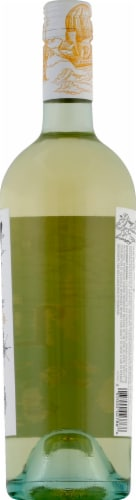 Leftie White Blend Wine 750ml Perspective: right