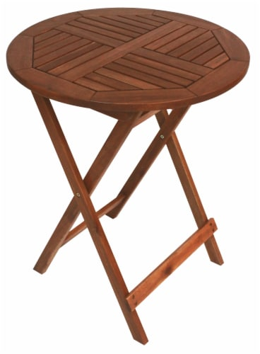 Leigh Country Sequoia Bistro Set - Brown Perspective: right