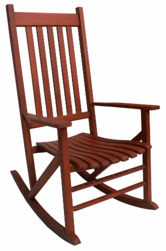 Leigh Country Heartland Rocking Chair - Natural Perspective: right