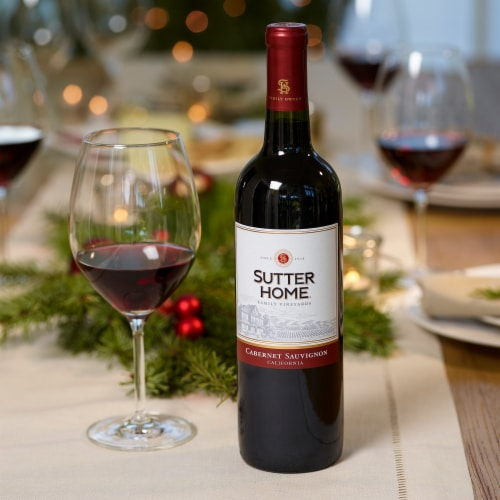 Sutter Home Cabernet Sauvignon Red Wine, 750 mL - Pick 'n Save