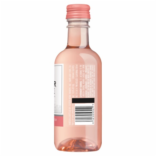 Sutter Home Pink Moscato Perspective: right
