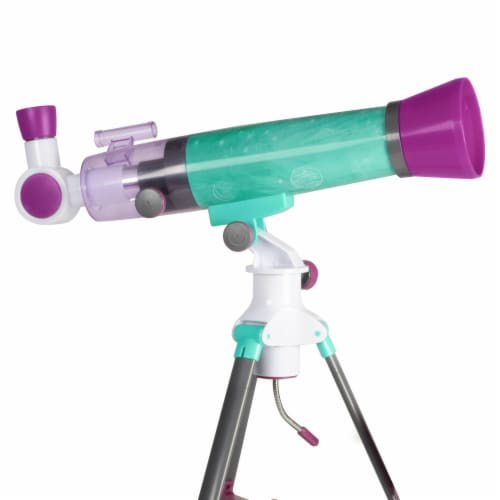 Educational Insights Nancy B's Science Club MoonScope and Sky Gazer's Activity Journal Perspective: right