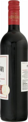 CK® Mondavi Cabernet Sauvignon Wine Perspective: right