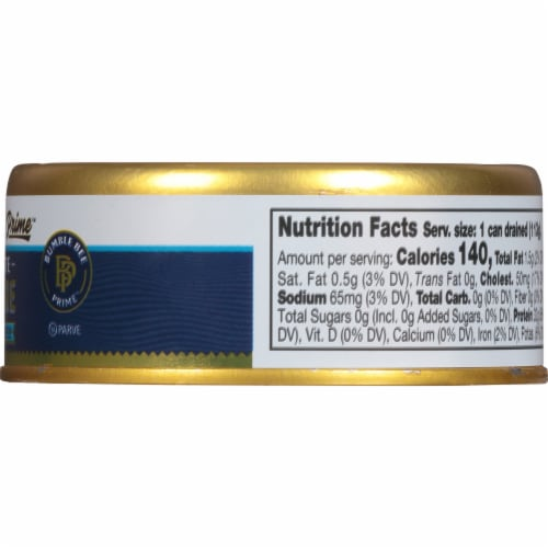 Bumble Bee Prime Fillet Low Sodium Solid White Albacore in Water Perspective: right