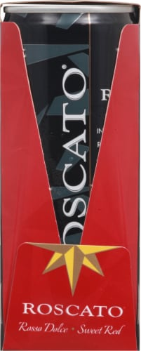 Roscato Rosso Dolce Sweet Red Perspective: right
