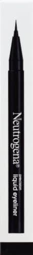 Neutrogena 10 Jet Black Precision Liquid Eyeliner Perspective: right