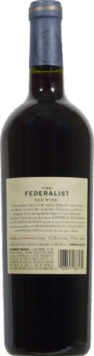 The Federalist Honest Red Blend Perspective: right