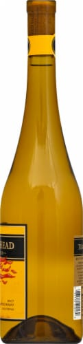 Toasted Head Chardonnay White Wine Perspective: right
