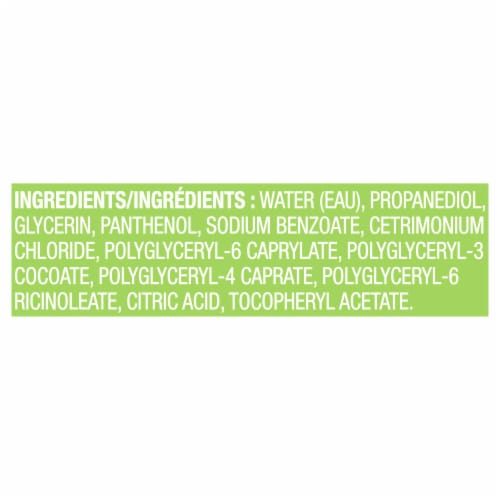 Simple Micellar Cleansing Water Perspective: right