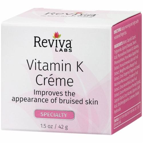 Reviva Labs Vitamin K Cream Perspective: right